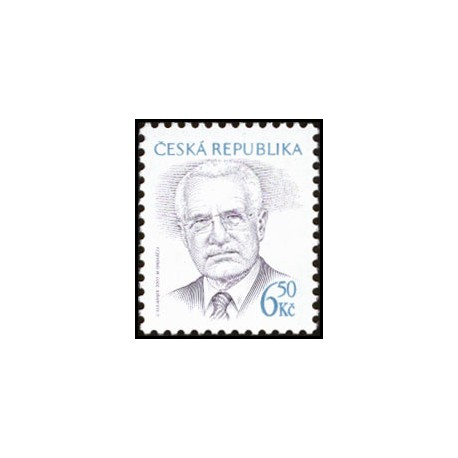 382. Prezident České republiky Václav Klaus,**,
