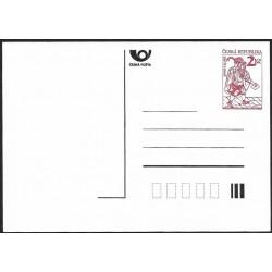 2.,CDV, Poštovní posel,/*/,