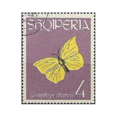 775.- Albanie- motýli,o,