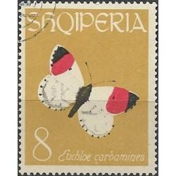 777.- Albanie- motýli,o,