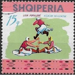 1572.- Albánie- folklór,o,