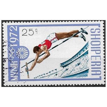 1560.- Albánie- olympiáda,o,