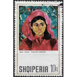 1583.- Albánie- umění,o,