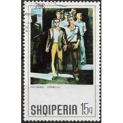 1584.- Albánie- umění,o,