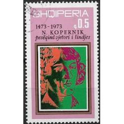 1604.- Albanie- osobnost- Mikuláš Koperník,o,
