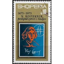 1605.- Albanie- osobnost- Mikuláš Koperník,o,