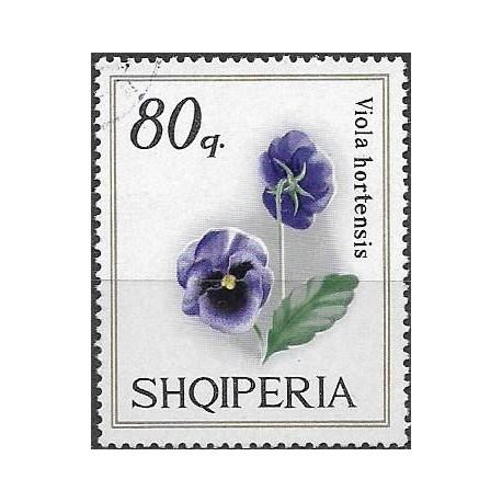 1360.-  Albanie, fialky,o,