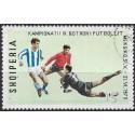 1420.- Albánie, fotbal,o,