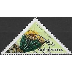 1618.- Albanie- kaktusy,o,