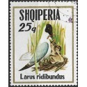 1622.- Albanie- ptactvo ,o,