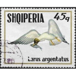 1623.- Albanie- ptactvo ,o,