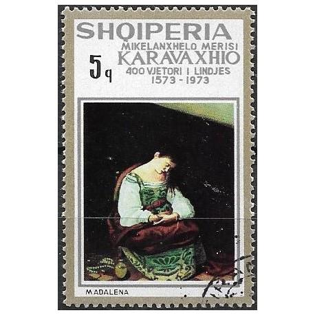 1641.- Albanie- umění ,o,