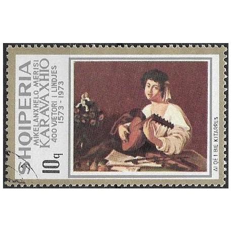 1642.- Albanie- umění ,o,