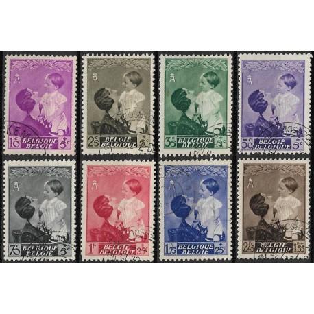 443- 450./8/, Královna Astrid s princem Baudouin,o,