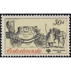 2469.- Poštovní muzeum- historické poštovní vozy,**,