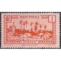 126.- Martinique, Amerika, Kribská oblast,*,