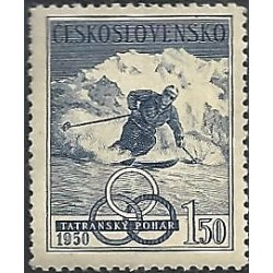 533.- Tatranský pohár,**,
