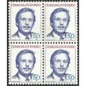 2928.,čtbl, prezident Václav Havel,**,