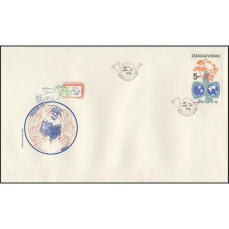"""2652. Světová poštovní unie,o"""","""
