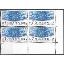 214 ,ctbl.d.p.rohPA, 50.výročí založení Rady Evropy,**,