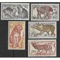 1070- 1074./5/, 10. výročí Tatranského národního parku,**,