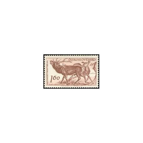 1074.- 10. výročí Tatranského národního parku,**,