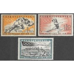 1122- 1124./3/, XVII. Olympijské hry v Řím1960, **,