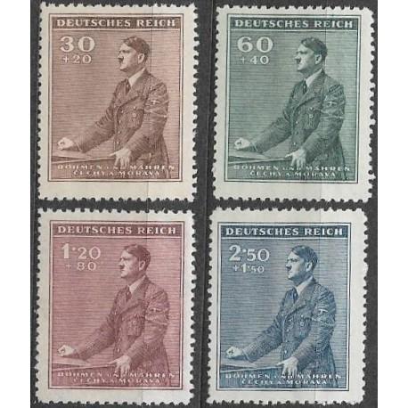 74- 77./4/, 53. narozeniny Adolfa Hitlera,**,