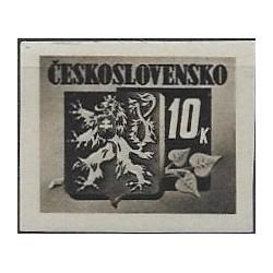 371.- Bratislavské vydání- malý státní znak,o,