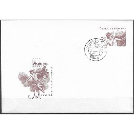 4. COB, Brno 2000- Merkur,o-,
