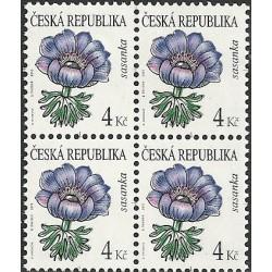 655.čtbl, Krása květů- Sasanka,**,