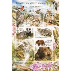 814.817,A, Ochrana přírody- Beskydy,**,