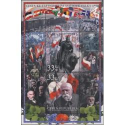 998.999,A, Boj o českou státnost 1918,**,