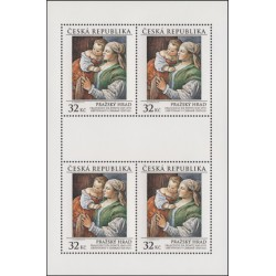 980.,PL, Pražský Hrad- umění- Francesco da Ponte ,**,