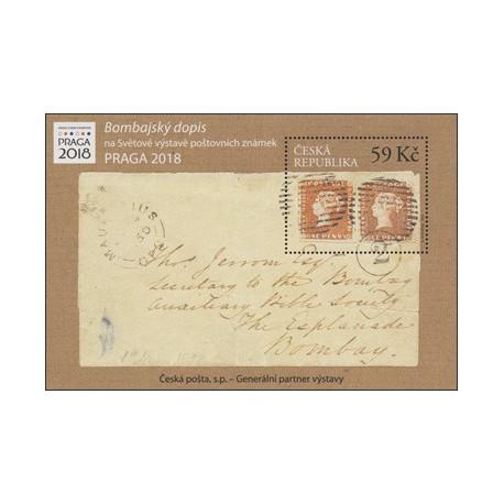 987.,A, Bombajský dopis,**,