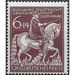 907. 600 let Oldenburg ,**,