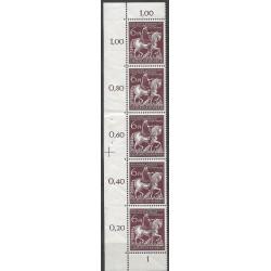 907.páska s, 600 let Oldenburg 1945 ,**,