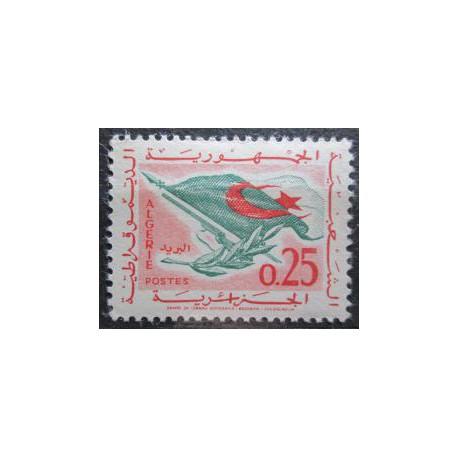 396.- Vlajka Alžírska,o,