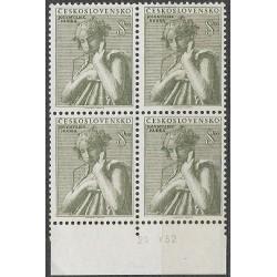 660-,čtbl,datum,  J. V. Myslbek- Hudba,**,