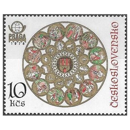 2327.,a, Staroměstský orloj v Praze,**,