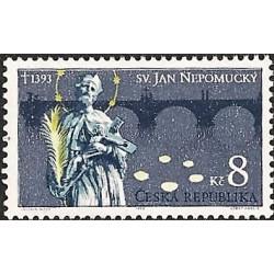 4. Svatý Jan Nepomucký,**,