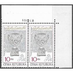 619.,datum tisku, Tradice známkové tvorby 2010,**,