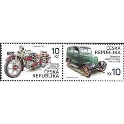 768- 769./2/,dvpv,- Historické dopravní prostředky,**,