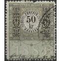 301 Ö,kolková známka 1883,o,