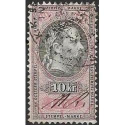 212. Ö,kolková známka 1877,o,