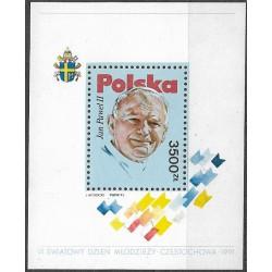 3339. Bl.113 papež  Jan Pavel II.,**,