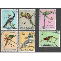 989- 994./6/ ptactvo,o, Panama,