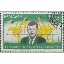 940.- J.F.Kennedy,o, Panama,