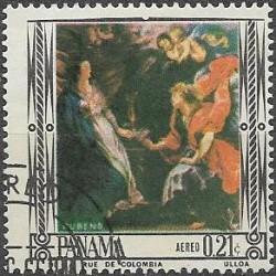 921.- Umění- malířství,o, Panama,