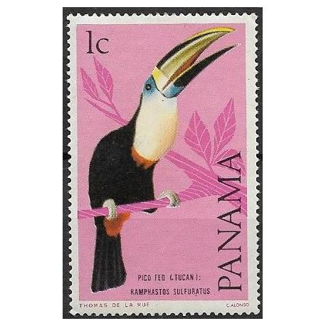 840.- fauna- ptactvo- Tukan ,**, Panama,